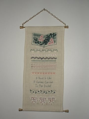 Sampler by Karen Carter
