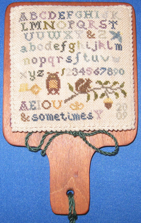 Sampler by Karen Dearborn